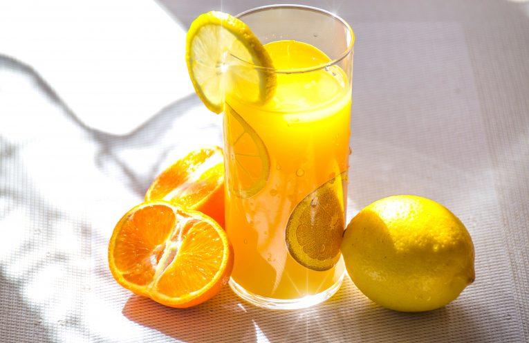 Cytryna jako źródło witaminy C