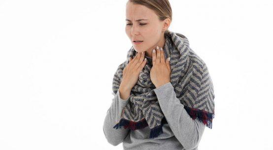 Co robić, gdy dopadnie Cię angina ropna